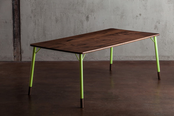 Old School | Custom Dining Table |