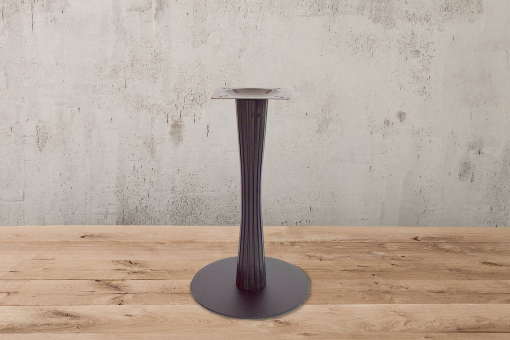 Striped Pedestal