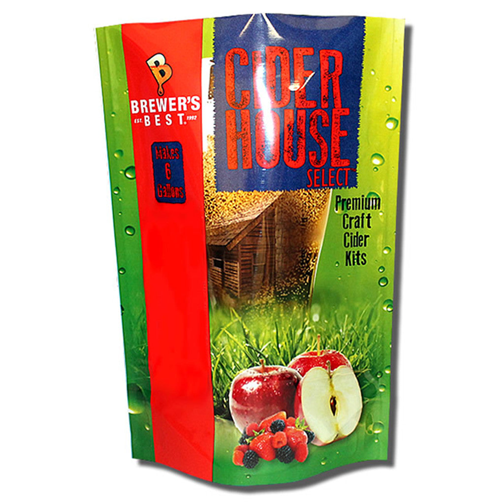 Cider Making Ingredient Kits