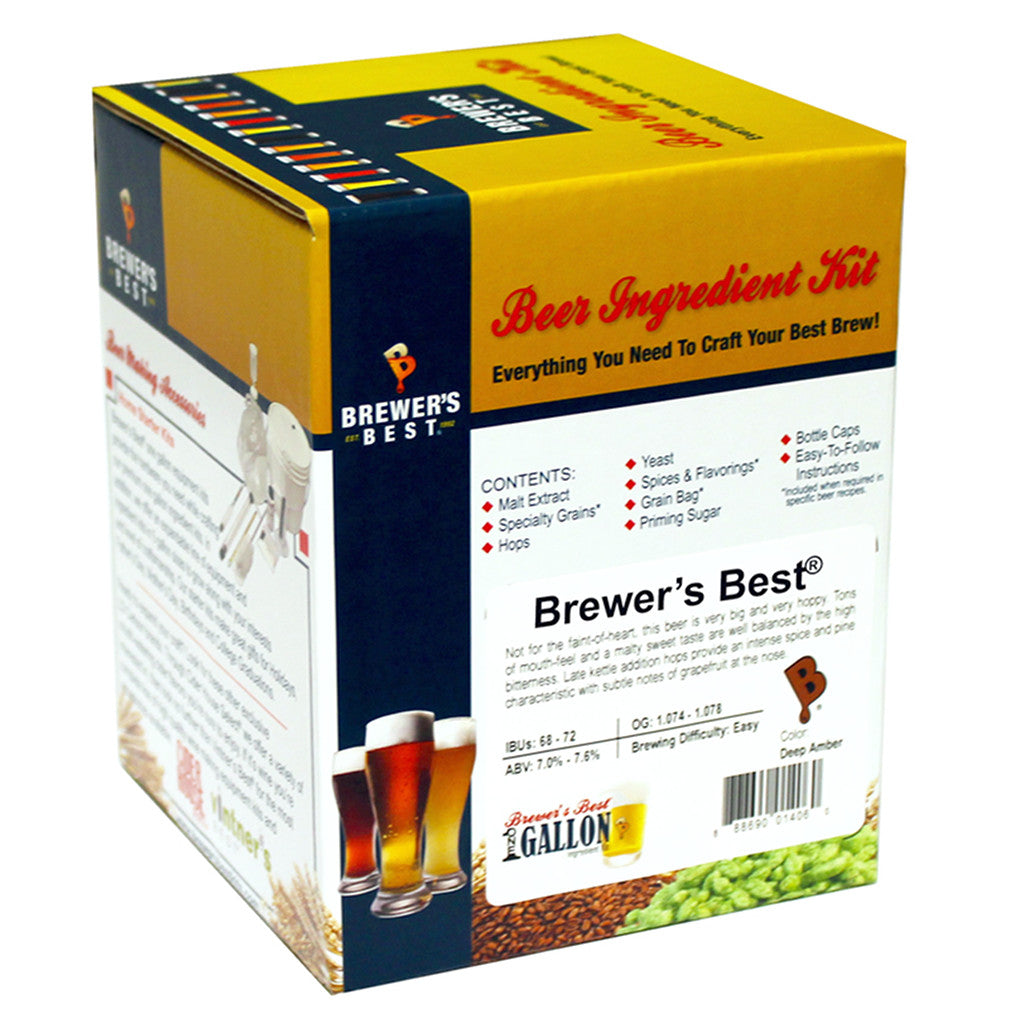 Brewer's Best One Gallon Kits