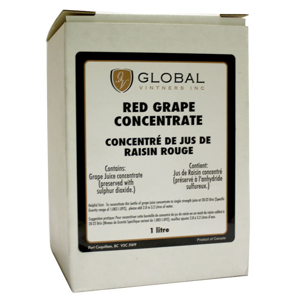 Grape Juice Concentrates