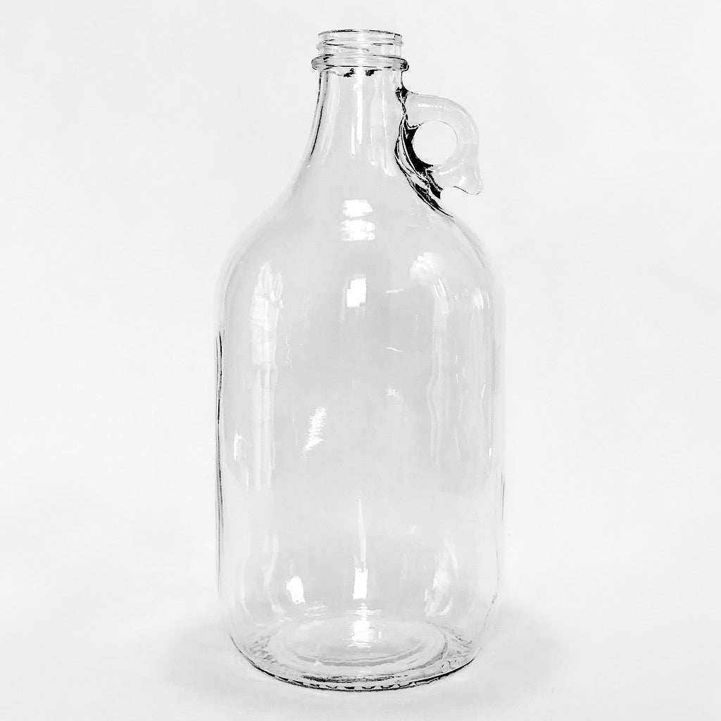 1/2 Gallon Glass Jug