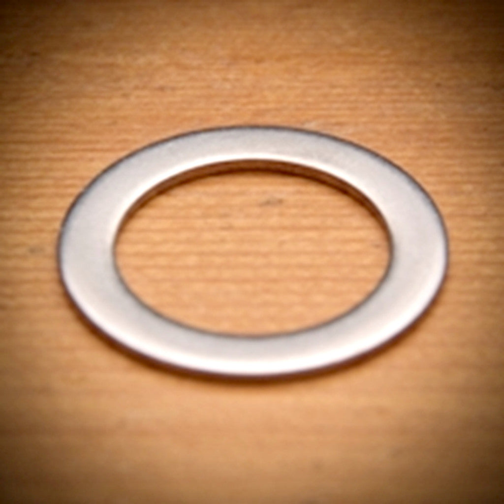 1/2in NPT Stainless Steel Washer