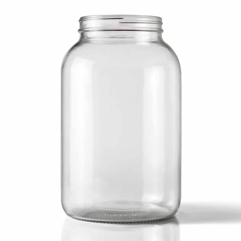 1 Gallon Wide Mouth Glass Jar (110/400)