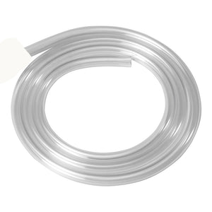 1in ID x 1-1/4in OD Clear PVC Tubing