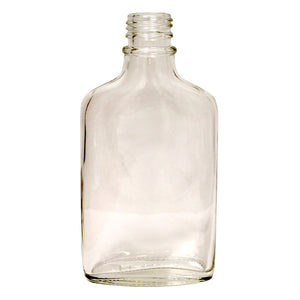 200mL Clear Glass Flask