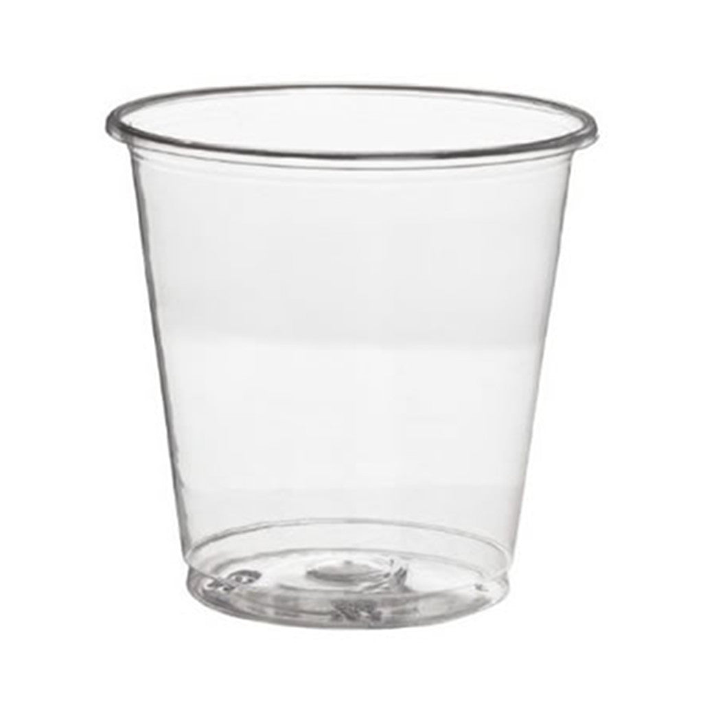 Dixie Clear Plastic Cup, 5oz - 50-Pack