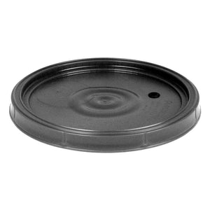 6.5 Gallon Lid with Hole and Grommet for BSG Buckets
