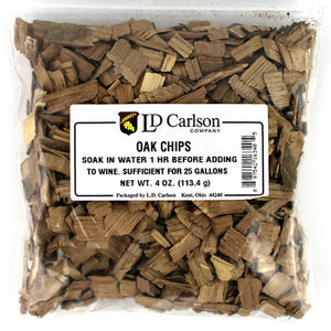American Oak Chips (Light Toast)