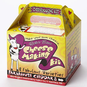 Basic Cheese Making Kit