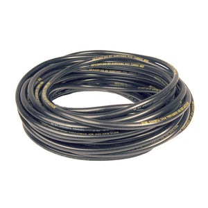 3/16in ID Black PVC Tubing