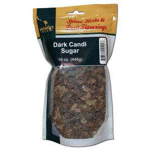 Brewer's Best Dark Belgian Candi Sugar, 1lb