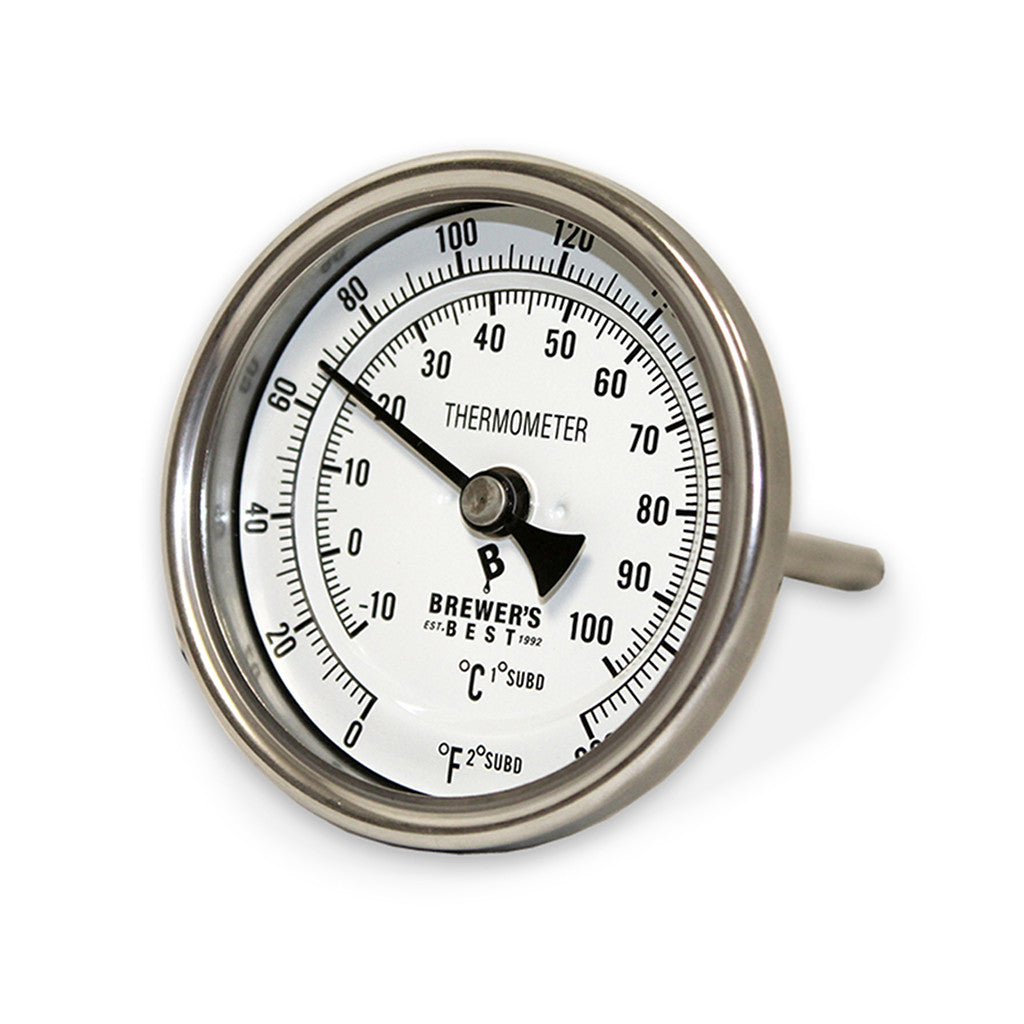 Brewer's Best Kettle Thermometer with 4in Probe