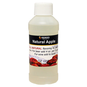 Brewer's Best Natural Apple Flavoring, 4oz