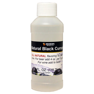 Brewer's Best Natural Black Currant Flavoring, 4oz
