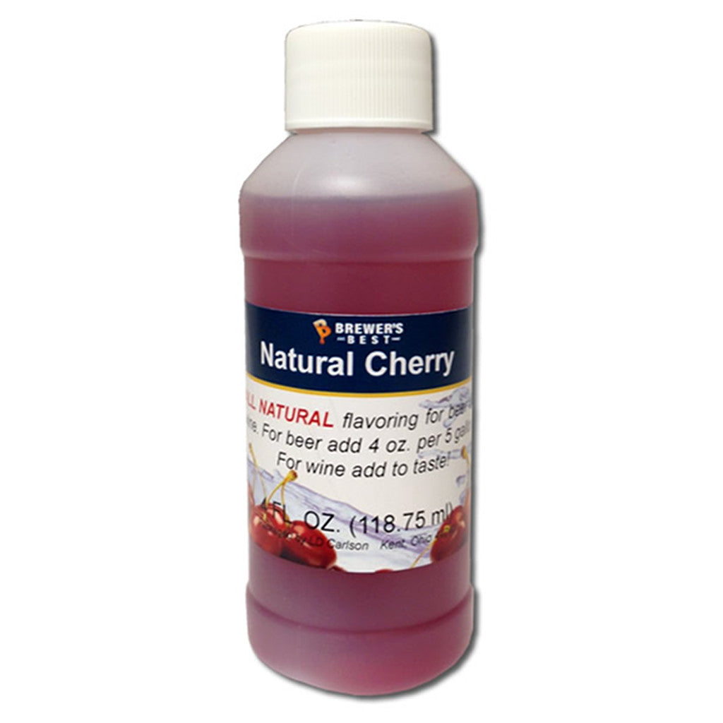 Brewer's Best Natural Cherry Flavoring, 4oz