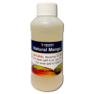Brewer's Best Natural Mango Flavoring, 4oz