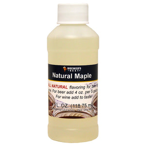 Brewer's Best Natural Maple Flavoring, 4oz