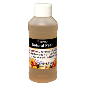 Brewer's Best Natural Pear Flavoring, 4oz