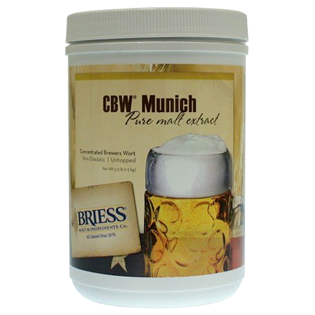 Briess Munich Malt Extract, 3.3lb