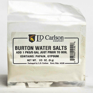 Burton Water Salts