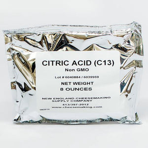 Citric Acid, 8oz
