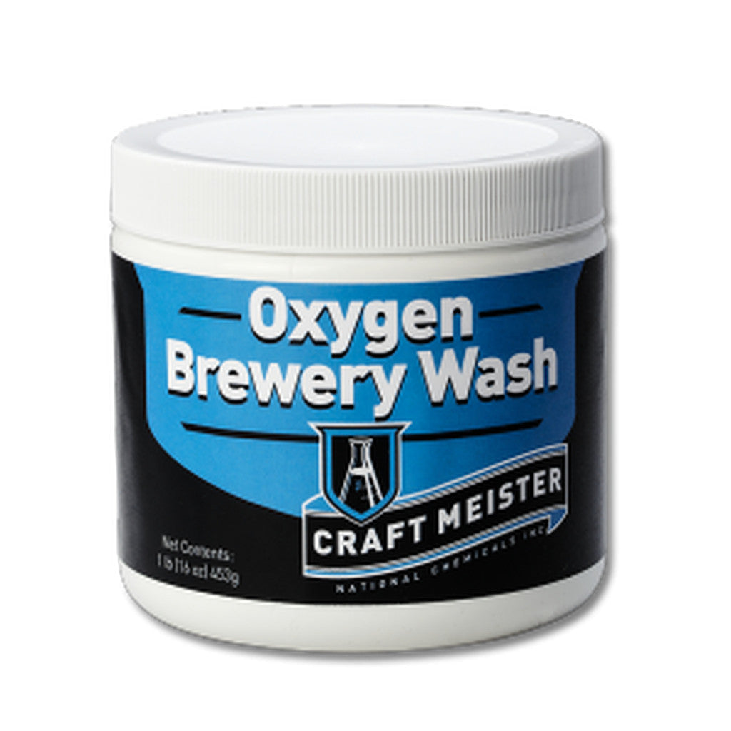 Craft Meister Oxygen Brewery Wash, 1lb