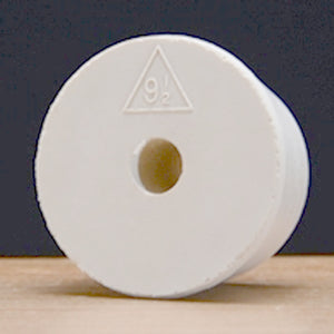 Rubber Stopper with 3/8in Hole