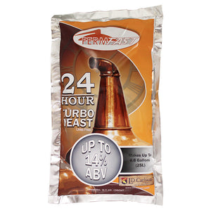 FermFast 24 Hour Turbo Yeast, 9.1oz