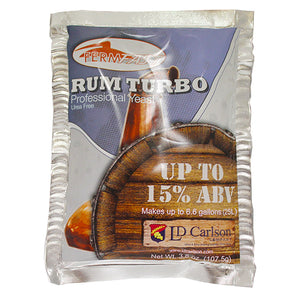 FermFast Rum Turbo Yeast, 3.8oz