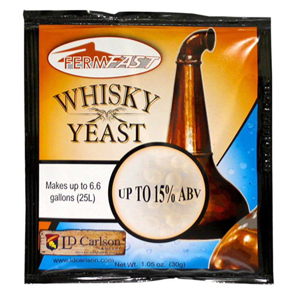 FermFast Whiskey Yeast, 1.05oz
