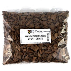 French Oak Chips (Medium Toast)