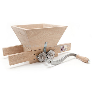 Hardwood Fruit Crusher