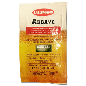 Lallemand Abbaye Ale Yeast, 11g