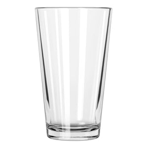 Libbey Pint Glass with DuraTuff Rim (1639HT), 16oz