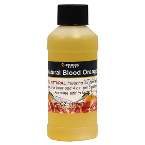 Brewer's Best Natural Blood Orange Flavoring, 4oz