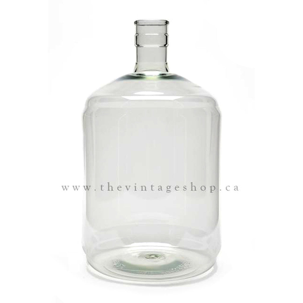 Vintage Shop Plastic Carboy