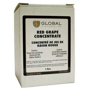 Red Grape Concentrate, 1L (33.8oz)