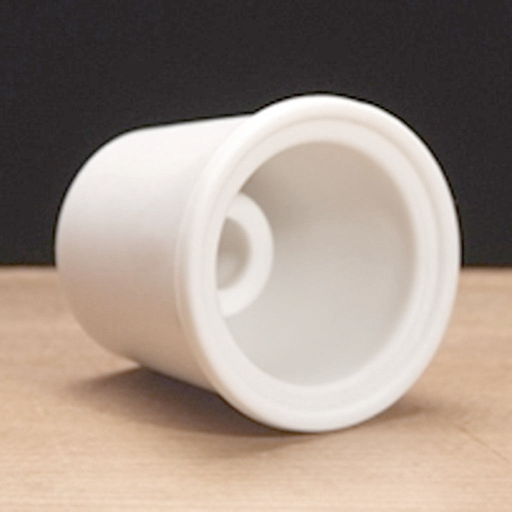 Universal Rubber Stopper with 3/8in Hole