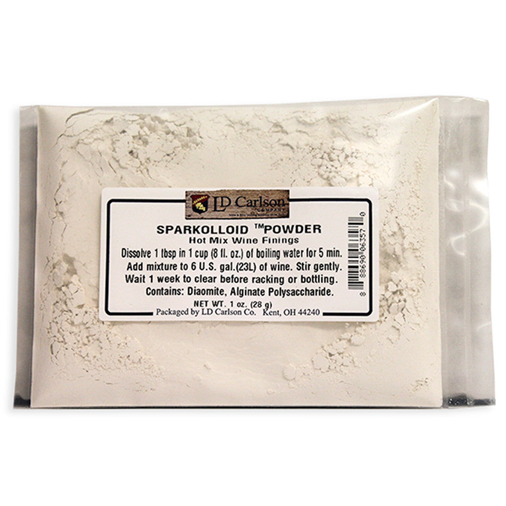 Sparkalloid Powder, 1oz