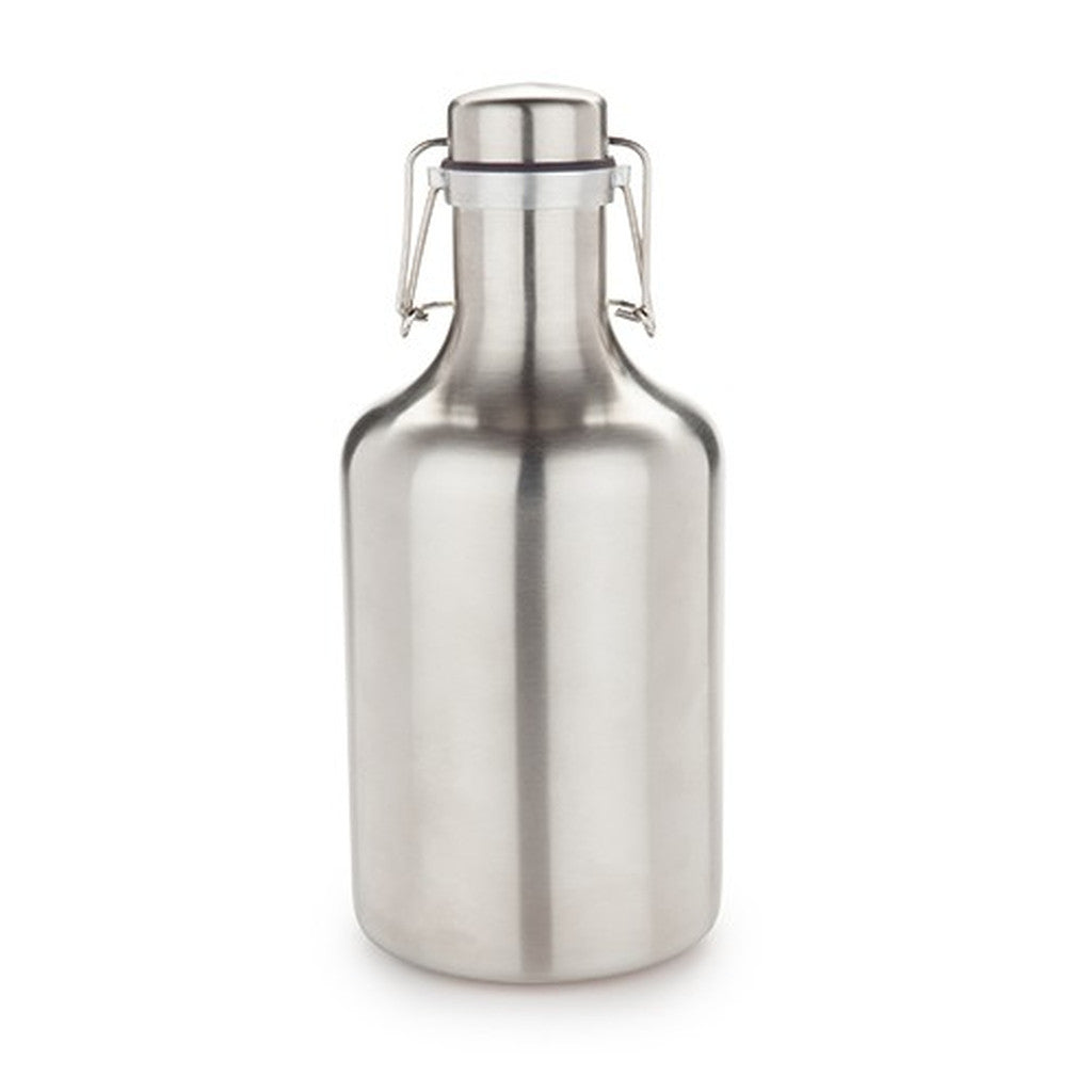 64oz Stainless Steel Viski Flip-Top Growler