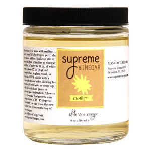 Supreme Mother of Vinegar Culture, 8oz