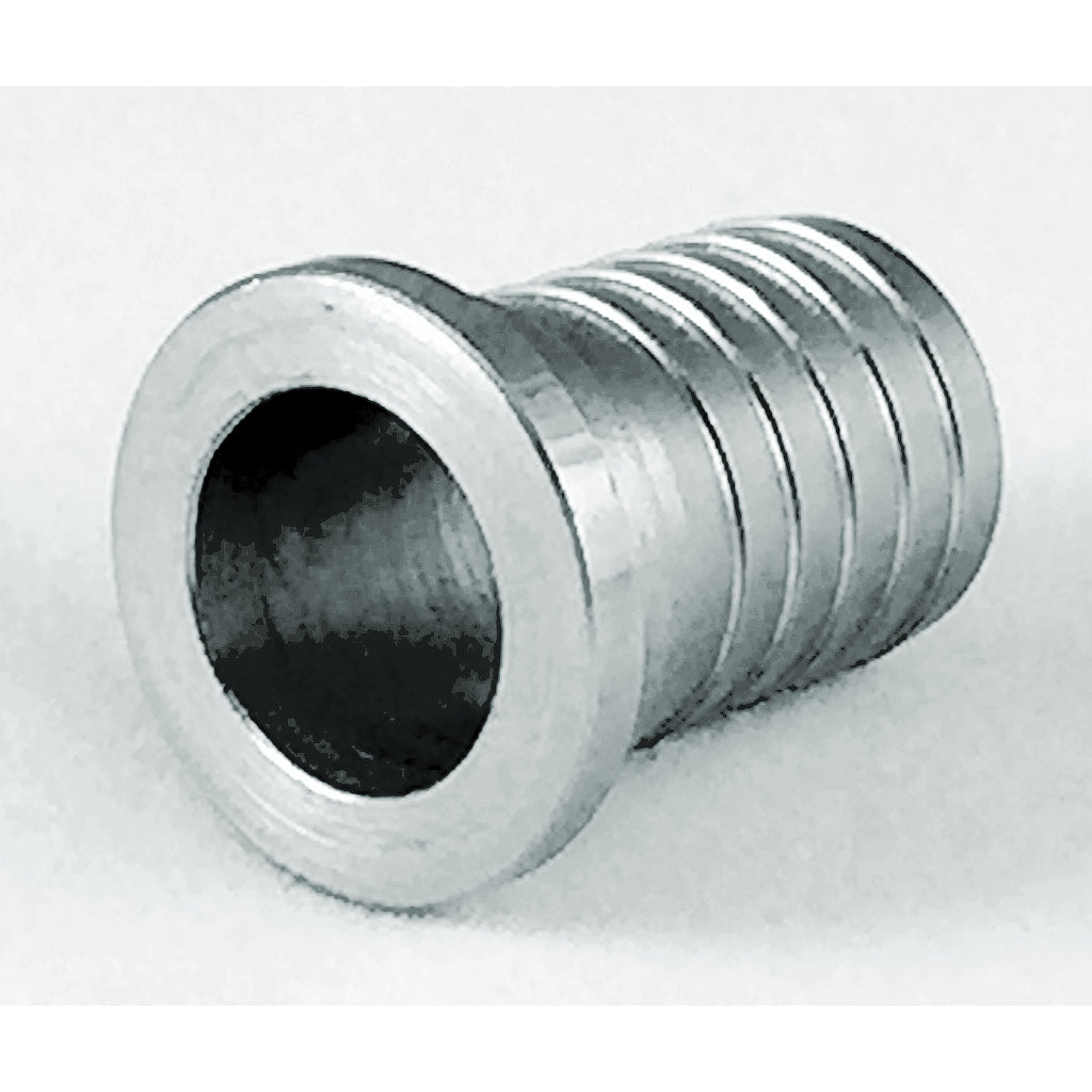 1/2in ID Stainless Steel Barbed Tail Piece