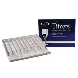Titrets - 10-Pack