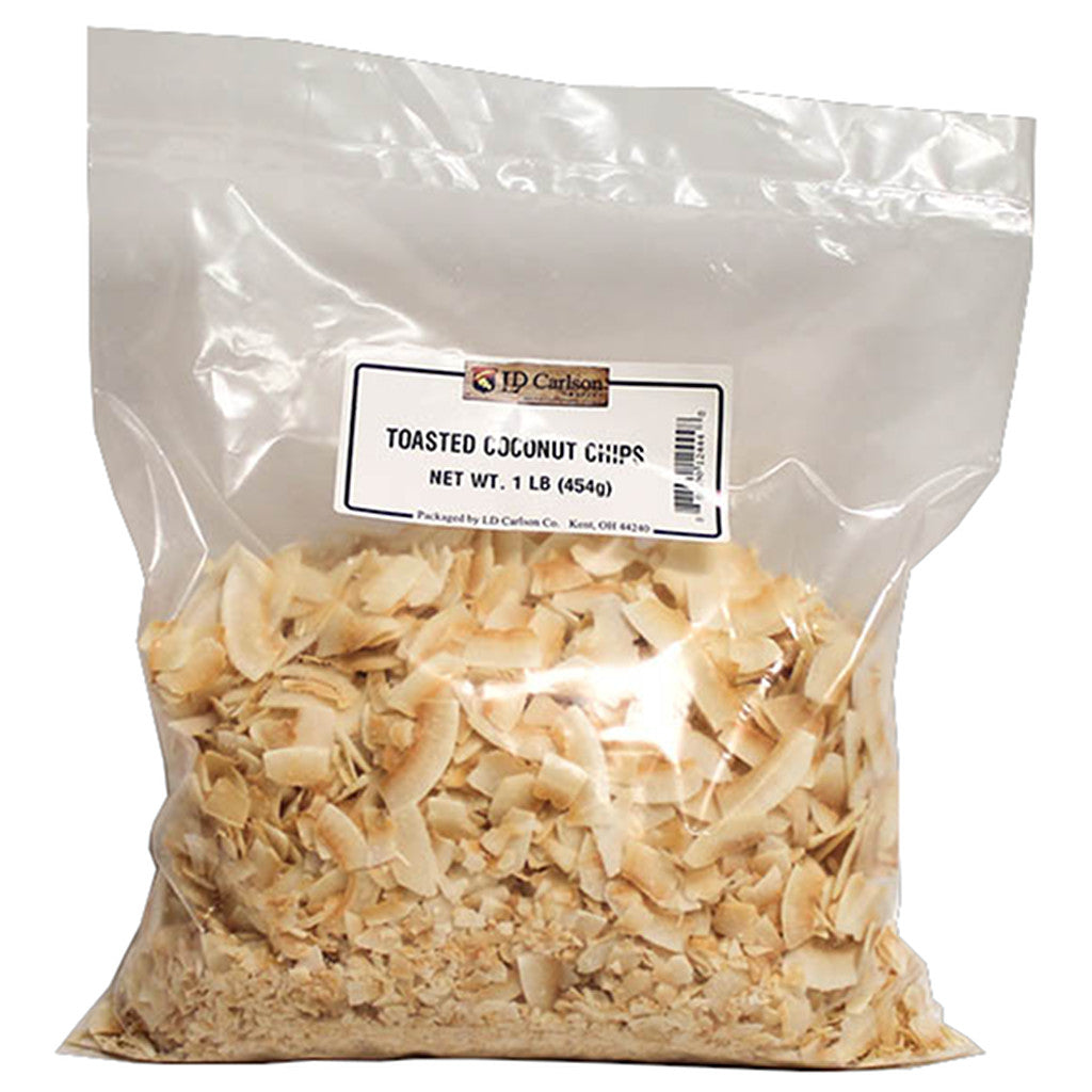 Brewer's Best Toasted Coconut Chips, 1lb