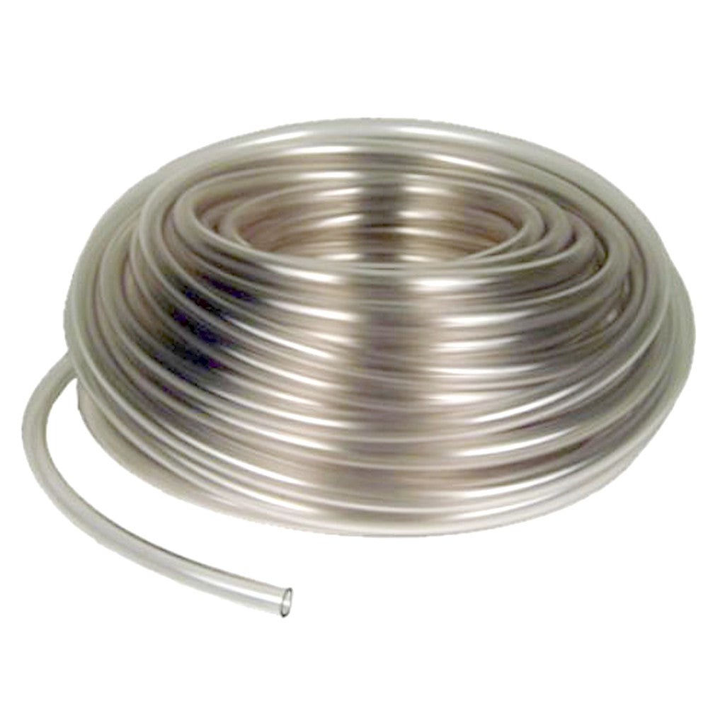 3/8in ID Clear PVC Tubing