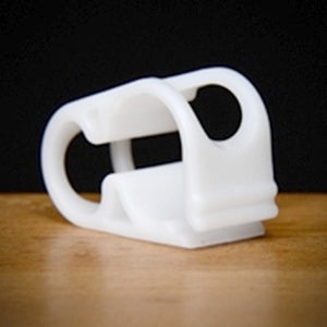 Small Plastic Tubing Clamp