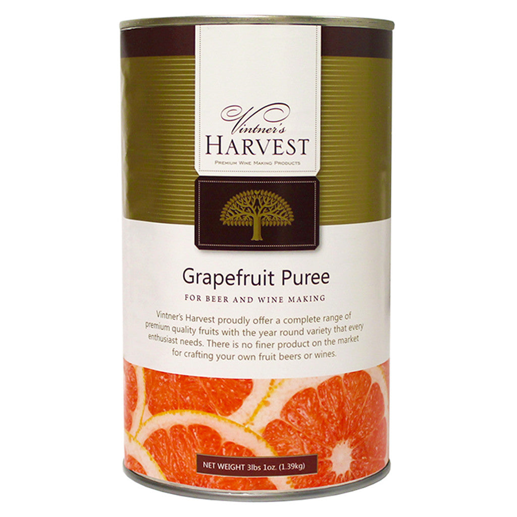 Vintner's Harvest Grapefruit Puree, 49oz