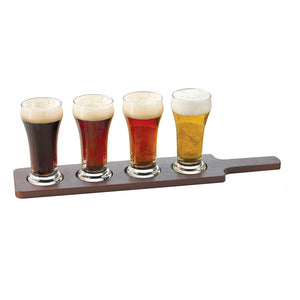 Libbey Wood Serving Flight (96381)