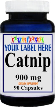 Private Label Catnip 900mg 90caps Private Label 12,100,500 Bottle Price